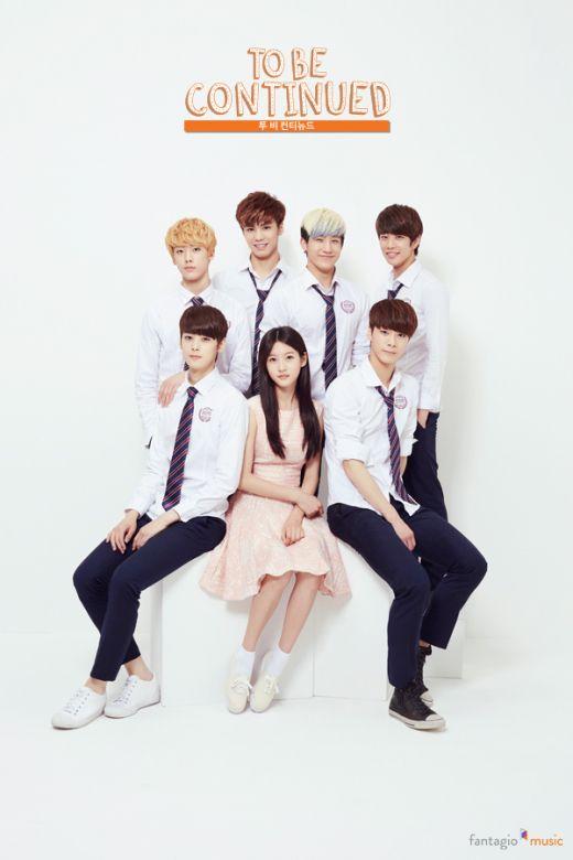First Look To Be Continued Starring Kim Sae Ron And New K Pop Group Astro Korean Drama Tv Drama Korea Korean Drama Movies
