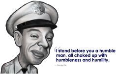 Barney Fife Quotes Pleasing Pinrhonda Barnes On Andy Griffith Show  Pinterest Design Inspiration