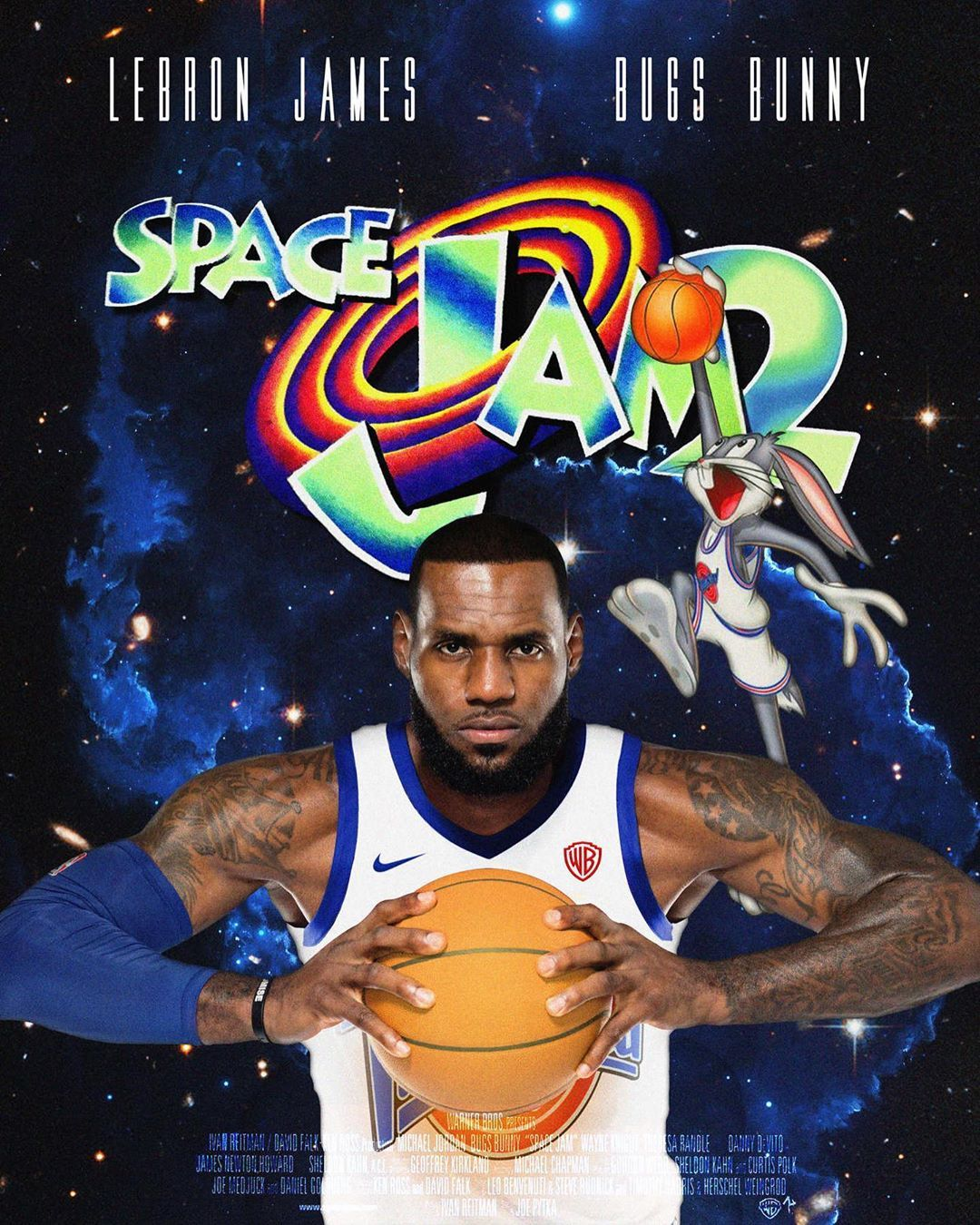Space Jam 2 Space Jam Comedy Films Movie Covers