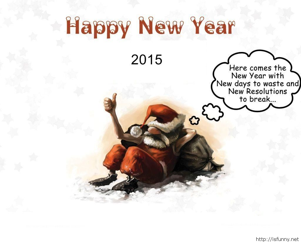 Funny happy new year quote cartoon funny picture | Happy New Year ...