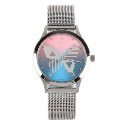 35fb7d3c7f1 Chilli Beans TROPICÁLIA silver watch