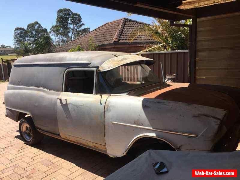Holden EK Panelvan 1962 #holden #ek #forsale #australia | Cars for ...