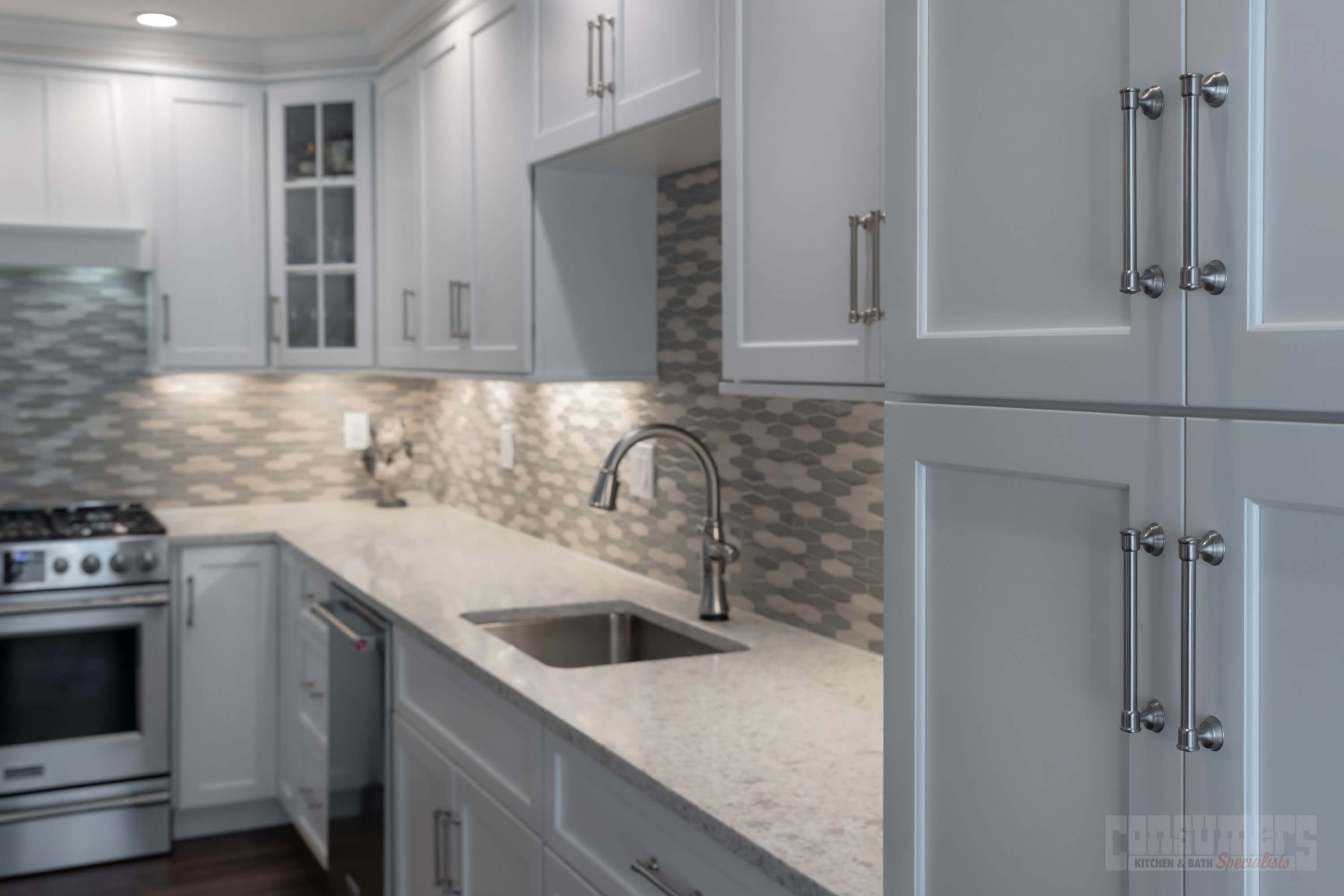 Idea By Consumers Kitchens Baths On Holtsville Pearl Kitchen