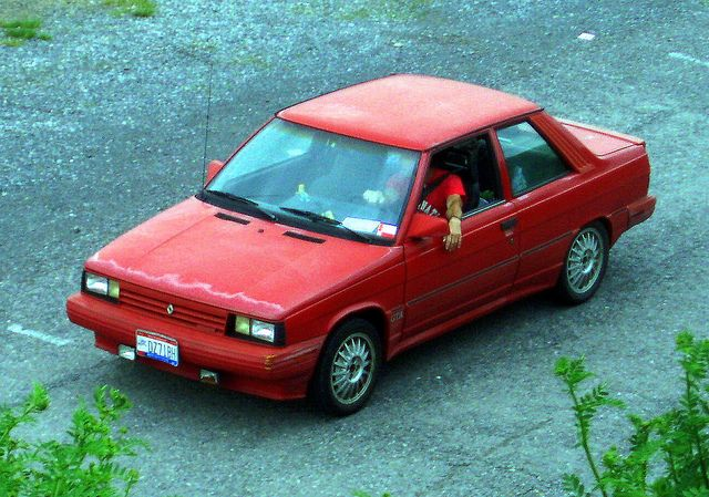 Renault Gta 1987 Was My 15th Car It Was My Mom S Rip Old Car