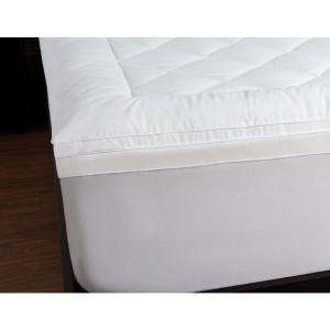 Sealy King Memory Foam Mattress Topper White Misc Fun And