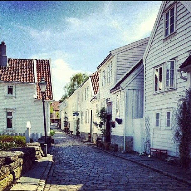 Old Town #Stavanger, #Norway. Image by @Eryn Paul Paul Lackie. #lonelyplanet #travel.