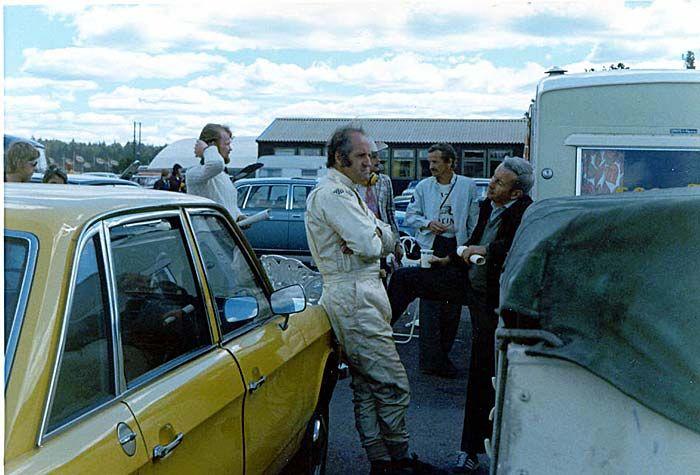 Denny Hulme, McLaren M23, Anderstorp, Sweden, 1973 (winner of the race).
