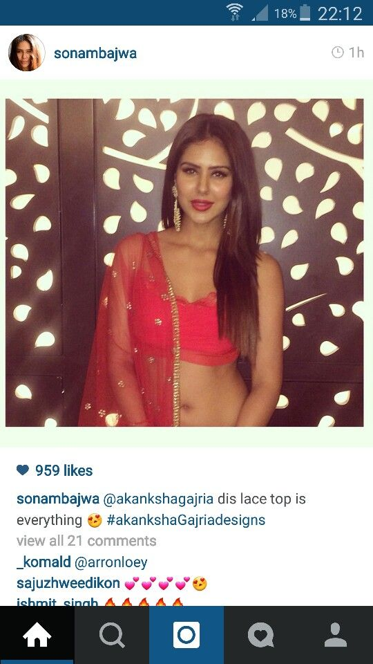 Punjabi #SonamBajwa