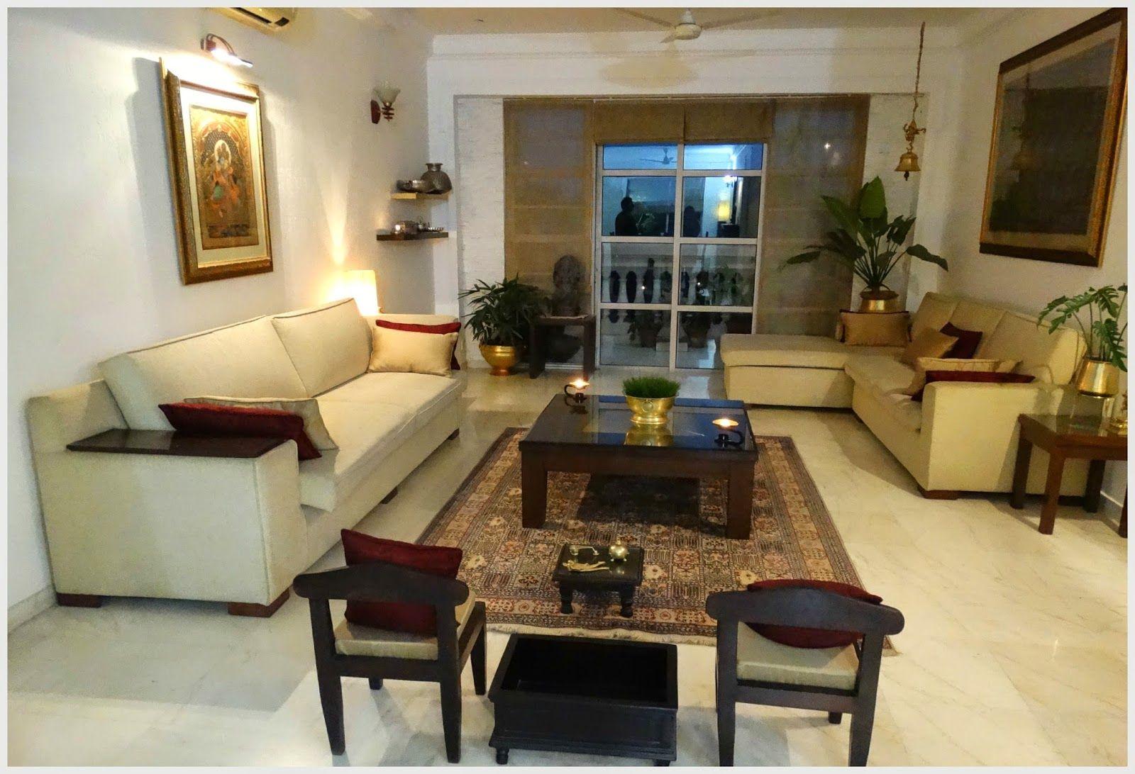 Indian drawing room furniture - Living Room Sofa