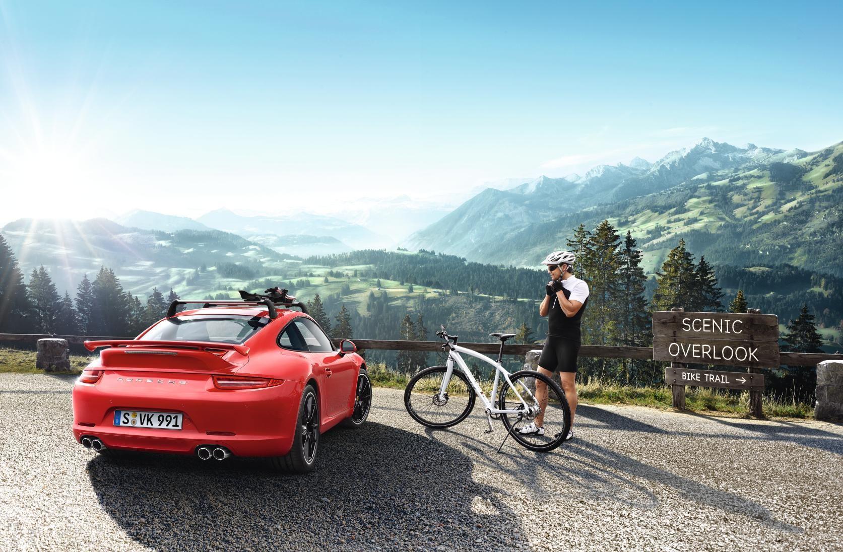 Vive Una Aventura Con Porsche Tequipment Y Lleva Tu