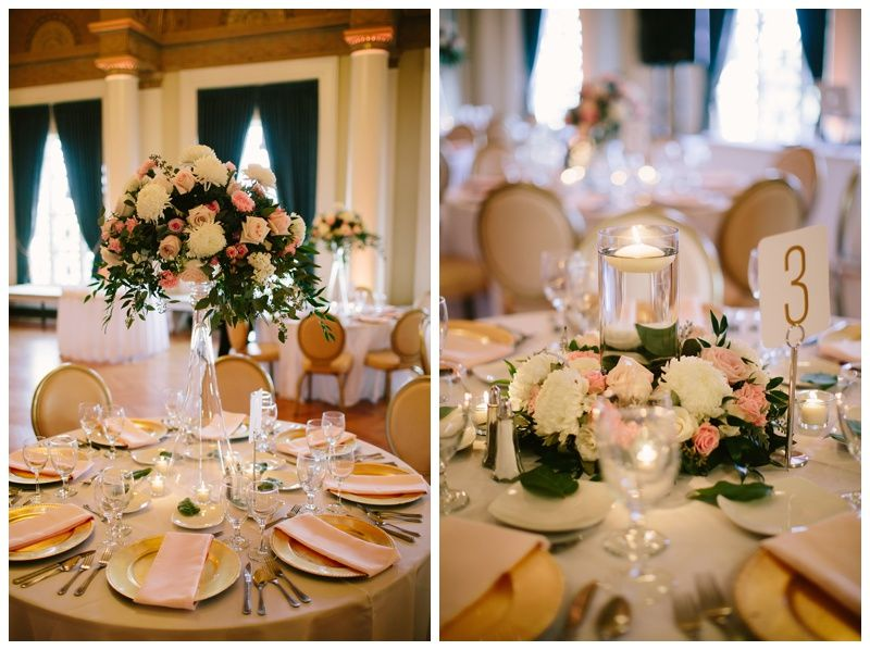 Full Bloom Photography Youngstown Ohio Stambaugh Auditorium Wedding Reception Christman Hall
