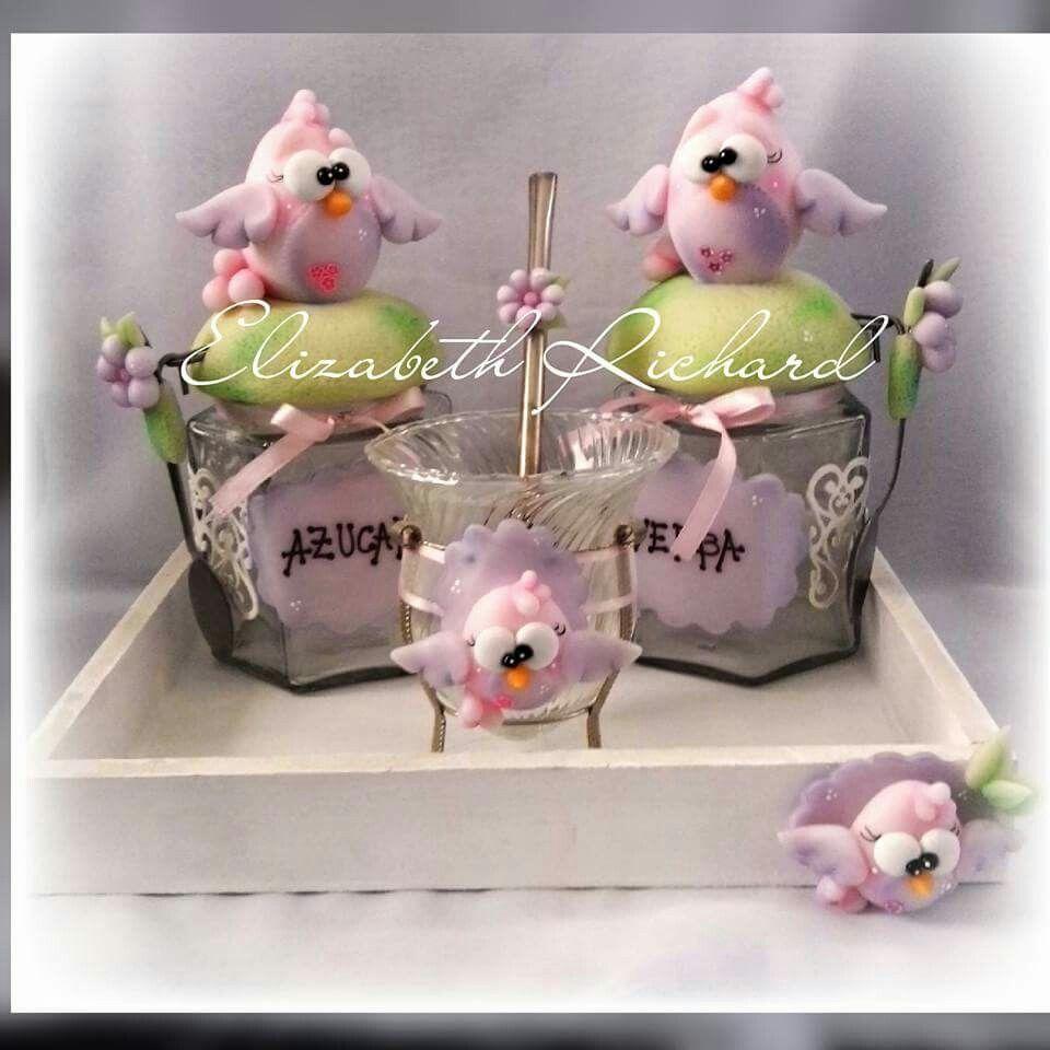 Pin de natalia cigalino en frascos yerba y azucar for Envases de vidrio decorados