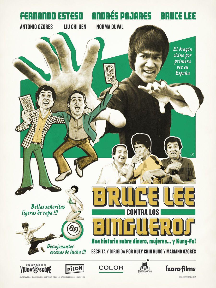 Bruce Lee vs Los Bingueros poster