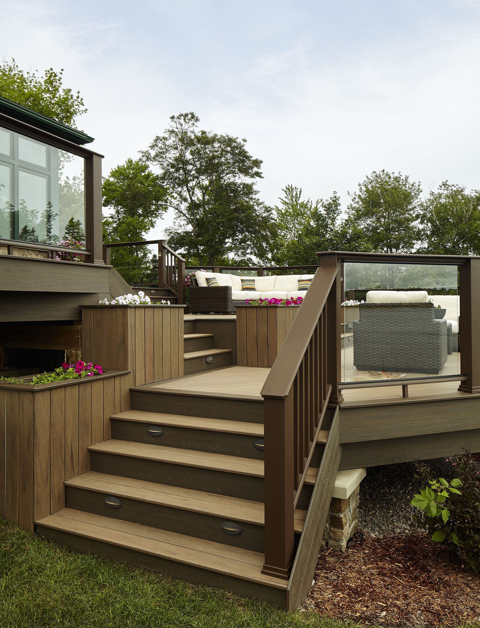 Lakeside Collection Patio Furniture: This Nova Scotia Dream Deck Was Built With TimberTech