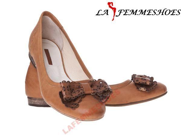 3271764b317e1 BALERINKI SKÓRZANE W RUDOŚCI 05/38JR Obuwie damskie LaFemmeShoes - Sklep  online | mohito i reszta | Oxford shoes, Shoes i Fashion