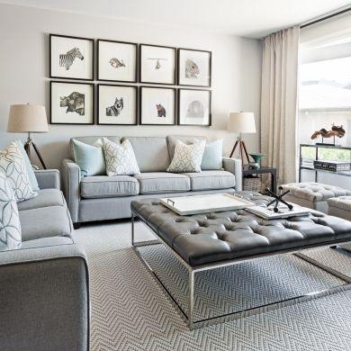 Salon digne d\u0027un magazine Living room Pinterest Living rooms - dekovorschlage wohnzimmer essbereich