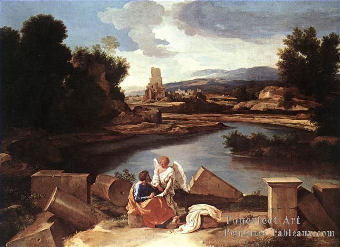 le poussin endormi | pic>Les peintures classees selon les chefs doeuvre>Poussin Nicolas ...