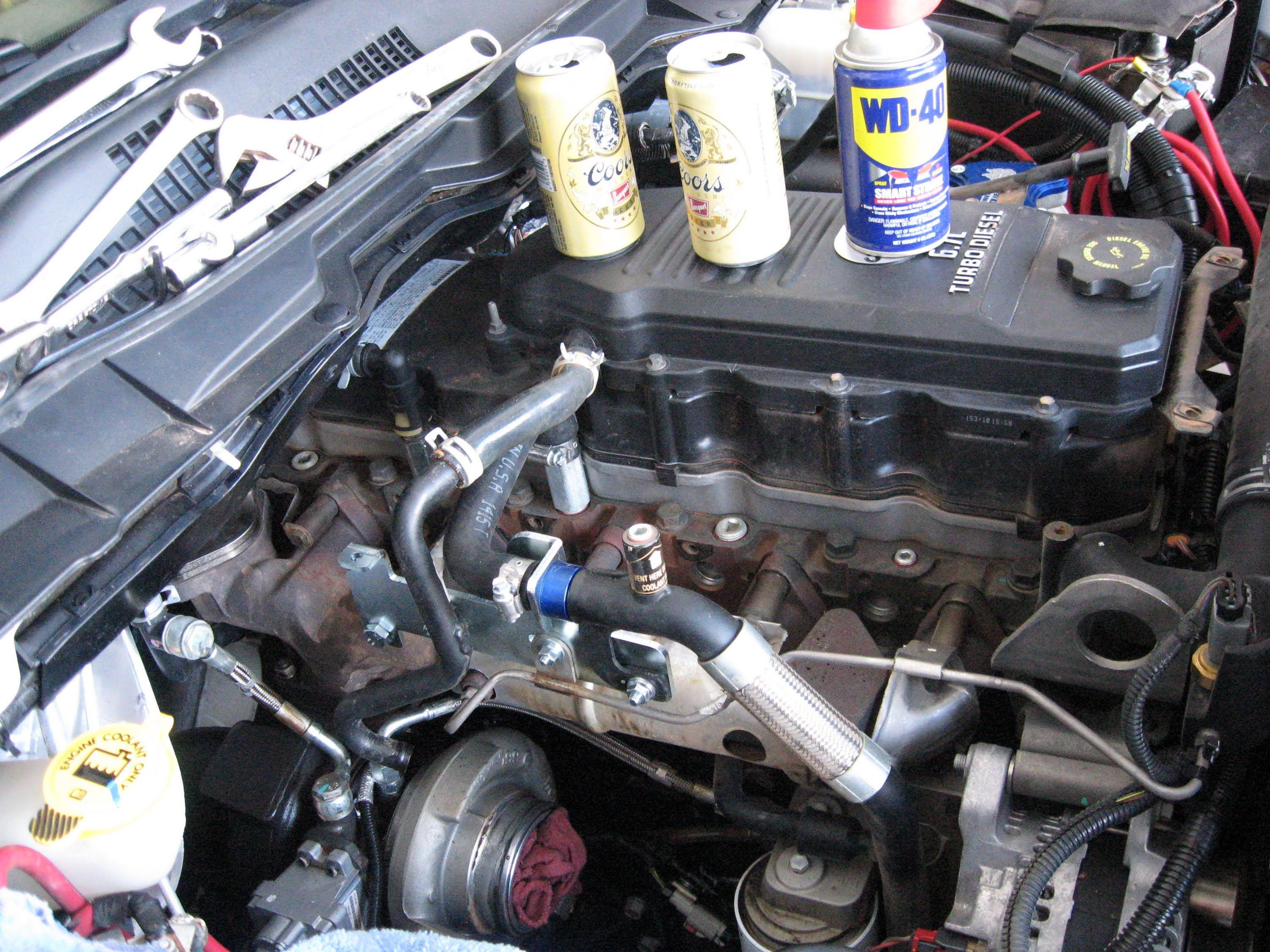 24v cummins diesel thermostat replacement and coolant system flush 24v cummins diesel thermostat replacement and coolant system flush by diesel pinterest cummins diesel and cummins fandeluxe Image collections