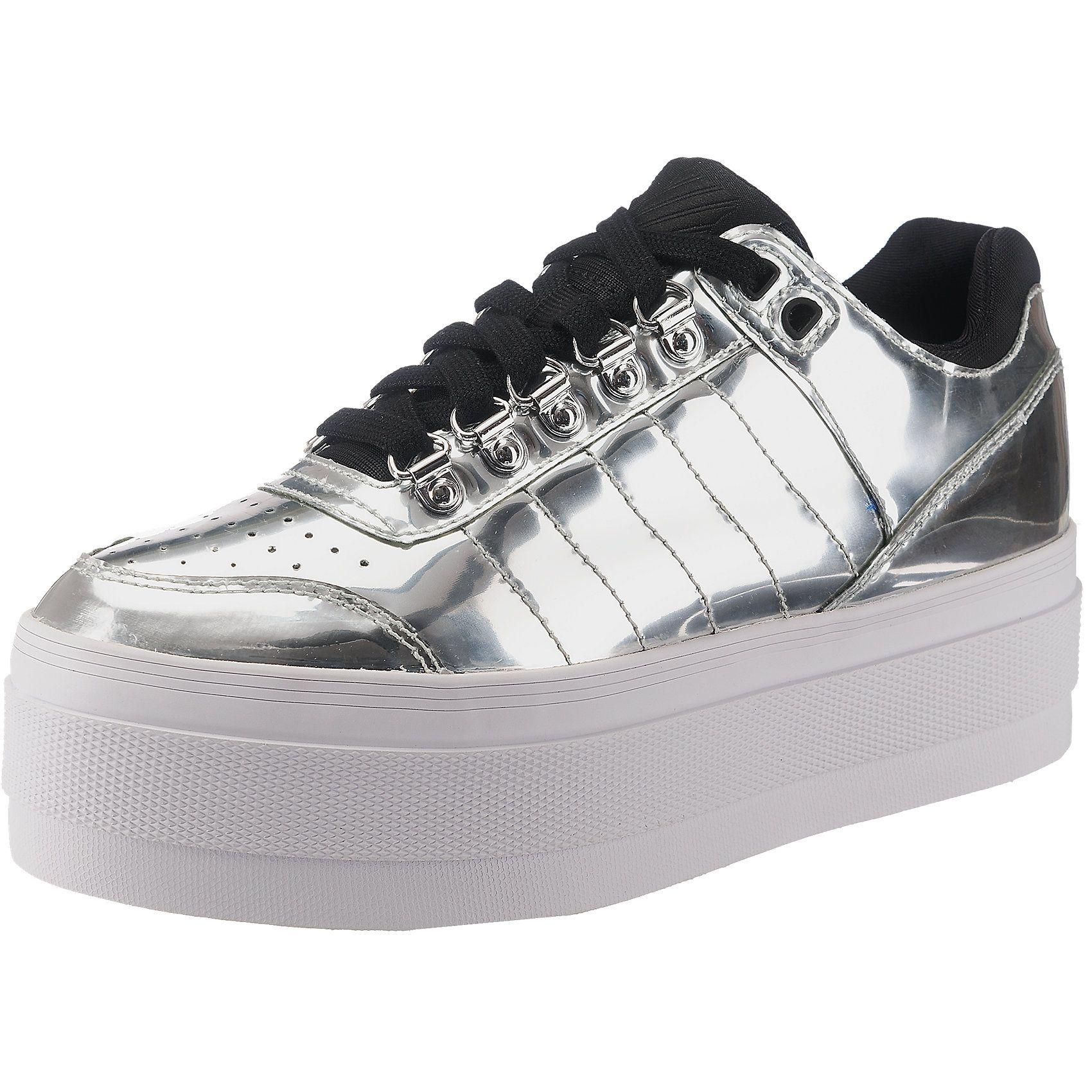 Plateau-Sneaker KING No Name   ▻Görtz◁ Ausdrucksstark   Pinterest   Shoes  style and Fashion