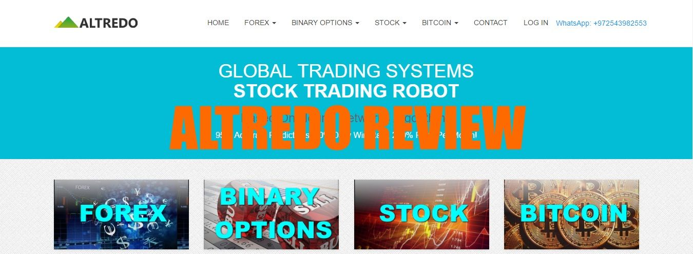 Altredo Review Money Management Best Investments