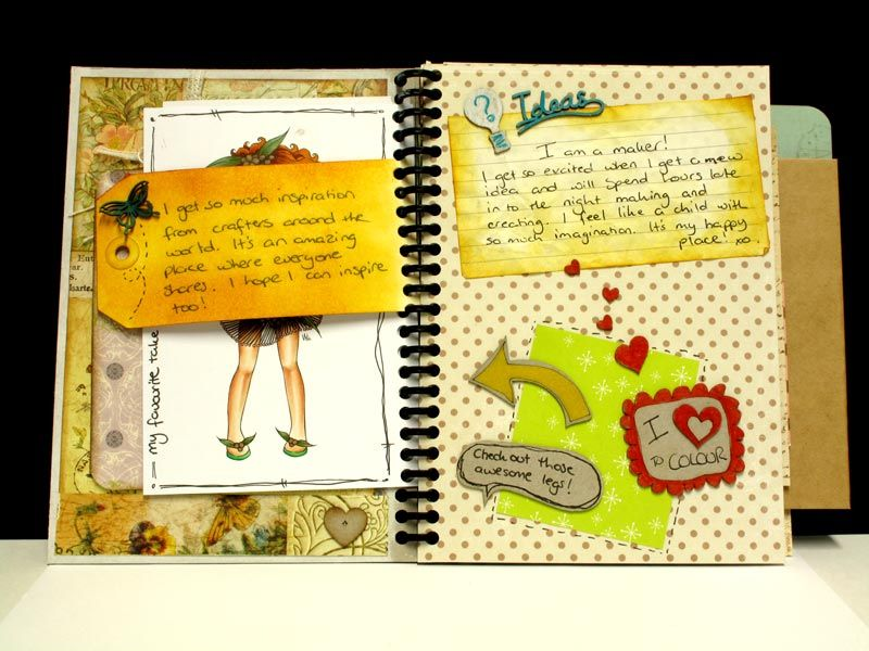 creative cover pages for projects