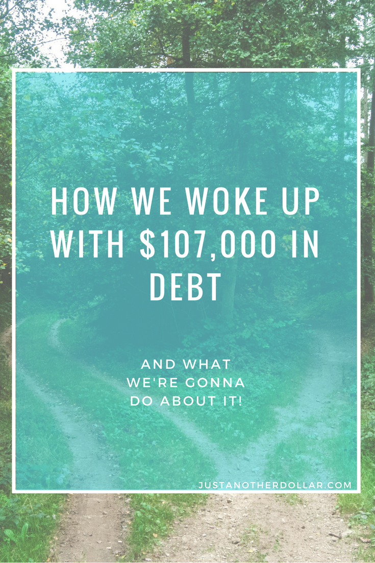 How To Kick Start Your Way Out Of Debt This Couple Started With Over 100