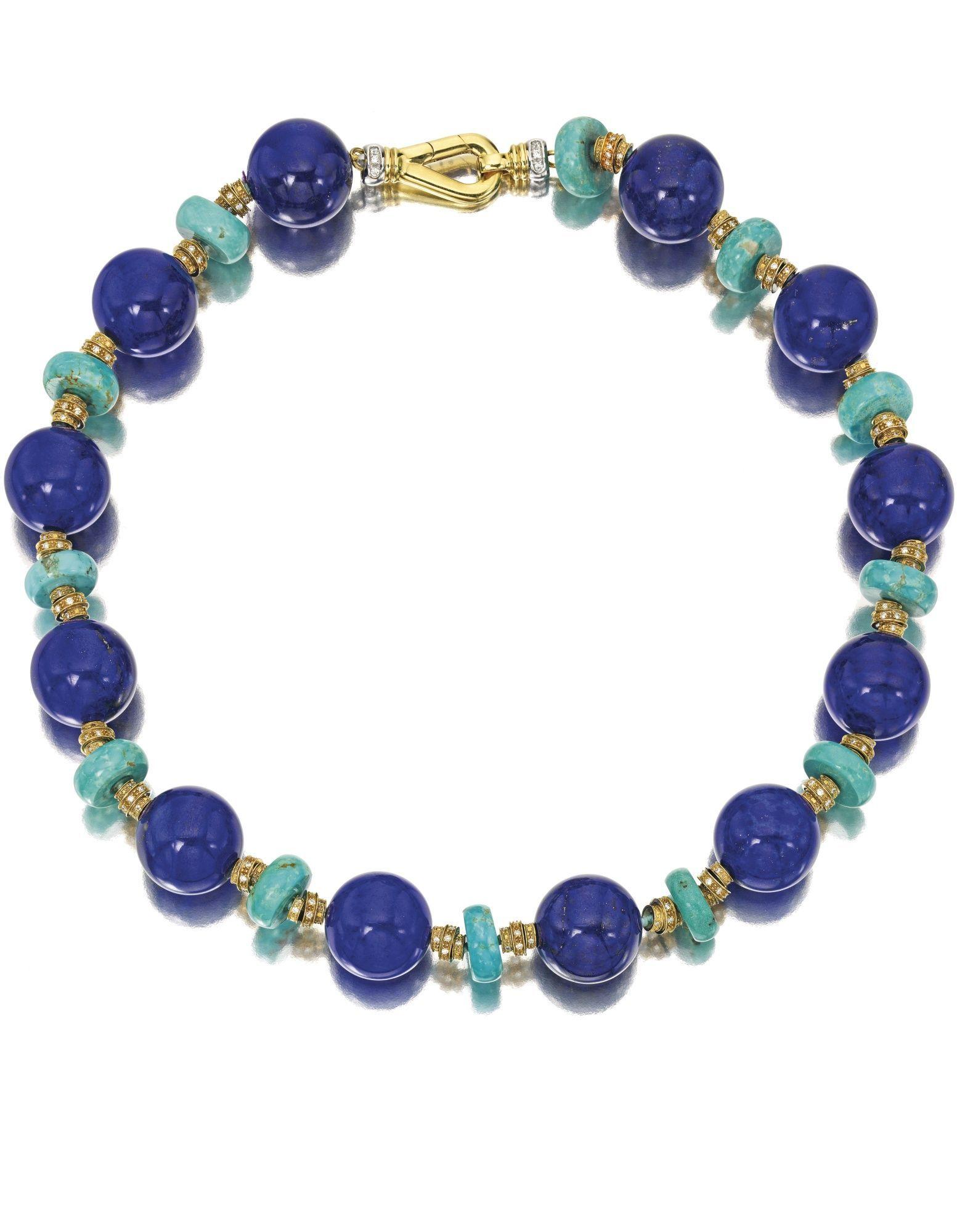c74e005898a8 ... Perlas De Agua Dulce · Colgante De Diamante · Joyas Con Cuentas · 18  Karat Gold
