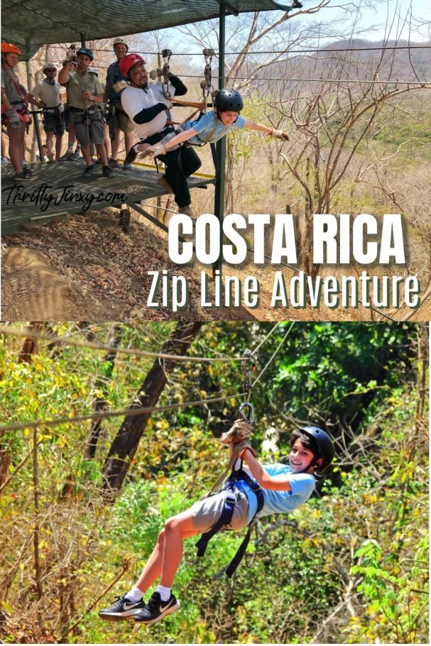 Have an amazing Costa Rica zip line adventure with The Congo Trail Canopy Tour in Guanacaste! #CostaRica #ZipLine #travel  #travelideas #traveldestinations #travel #destinations #costa #rica