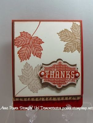 Pop and Cuts Thanksgiving Card-click on pin to see the inside picture on my blog Stamps Paper Ink Create