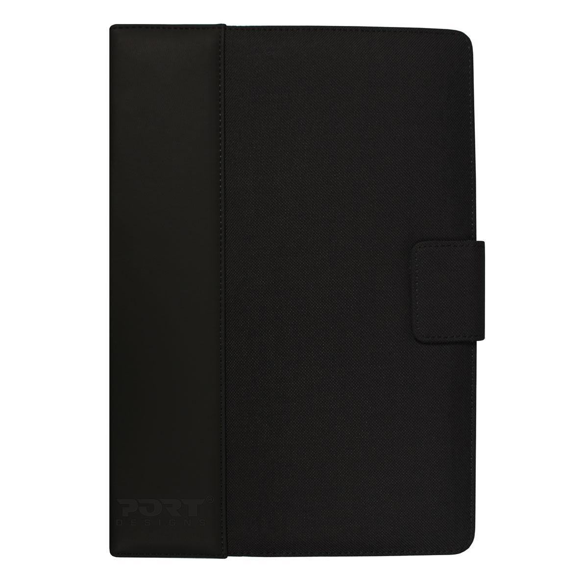 Port Designs Etui  rabat Noir PORT Phoenix IV pour tablettes 7pouces - 28.00€