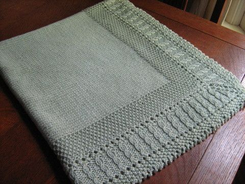 Manta Tric Knitting 3 Pinterest Blanket Crochet And Baby