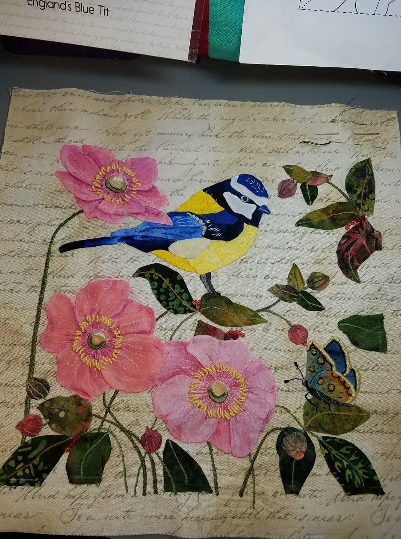 Pin by Carol Ramsey on Sandra Lichner | Applique quilts ... Helen Ramsey Kansas
