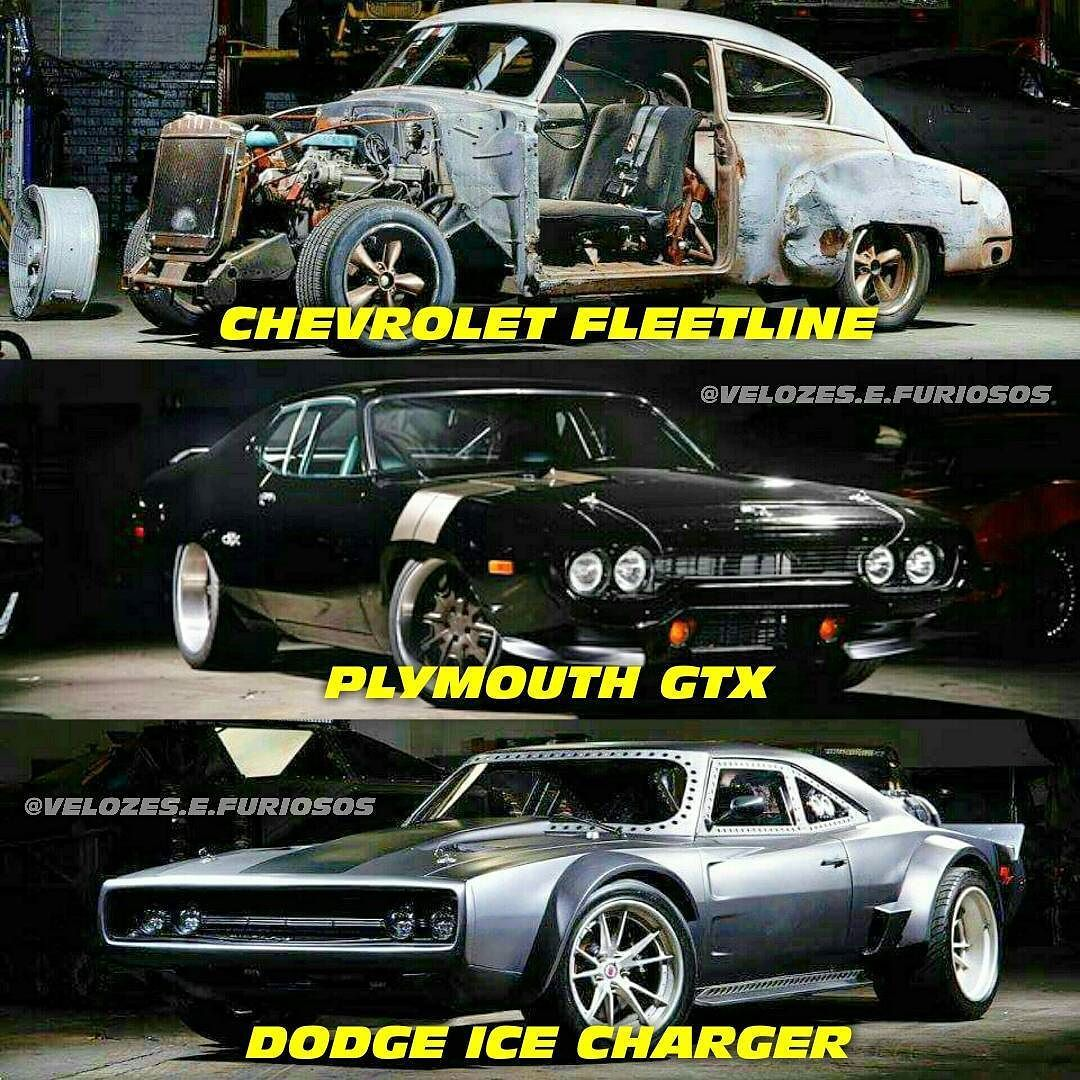 Carros Que O Dom Toretto Pilotou Em The Fate Of The Furious Qual