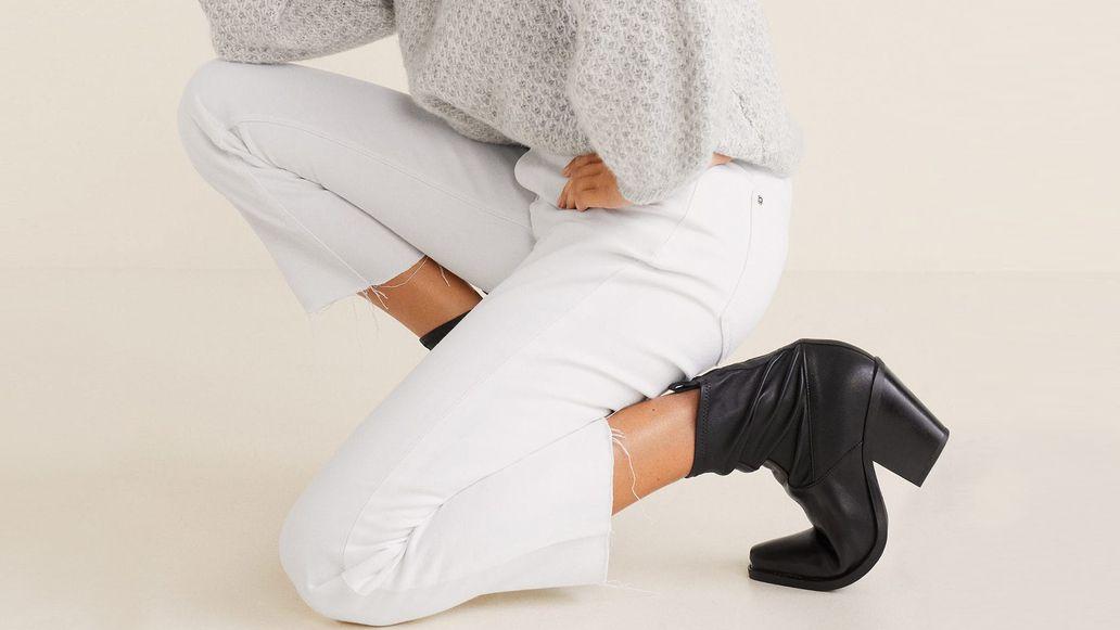 Weiße Jeans: das sind die 3 größten Trends | Weiße jeans ...