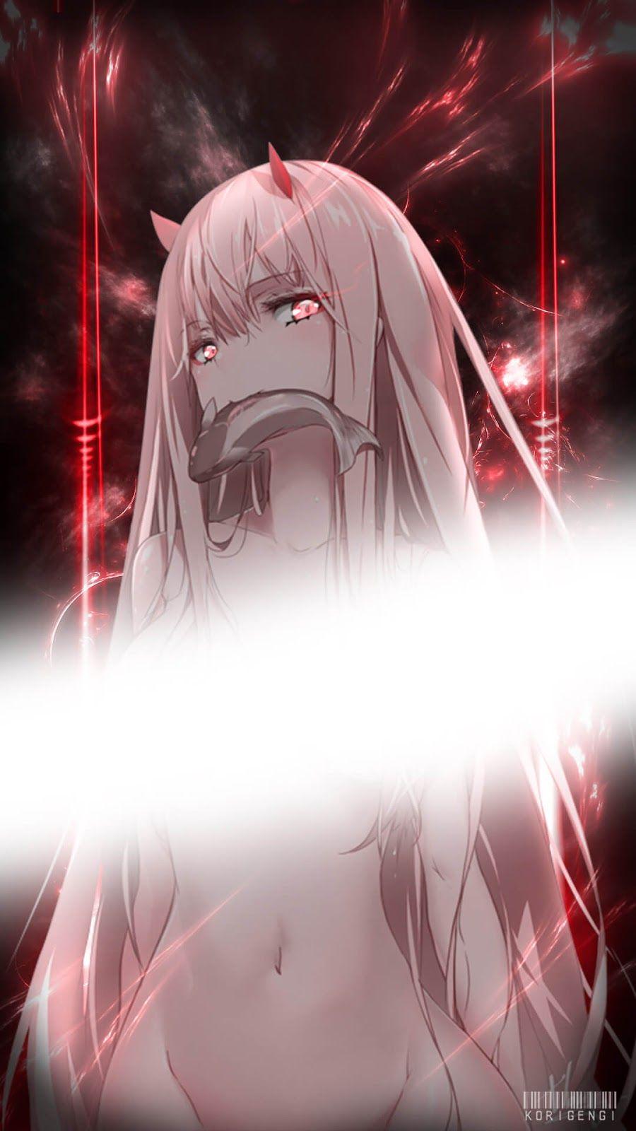 Zero Two Korigengi Wallpaper Anime