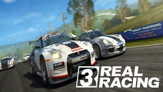 Real Racing 3 By Ea Games Is One Of The Most Graphically Advanced
