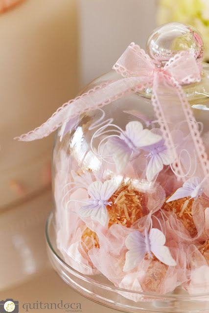 Bella Fiore Decoração de Eventos: O Chá de Borboletas da Isabella