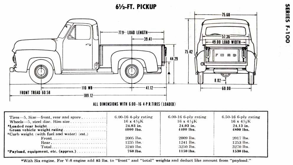 2006 Chevy Silverado Truck Bed Dimensions   Chevy trucks ...