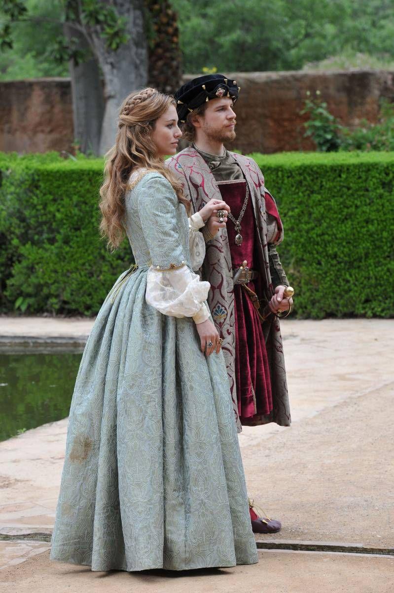 Carlos, Rey Emperador e Isabel de Portugal