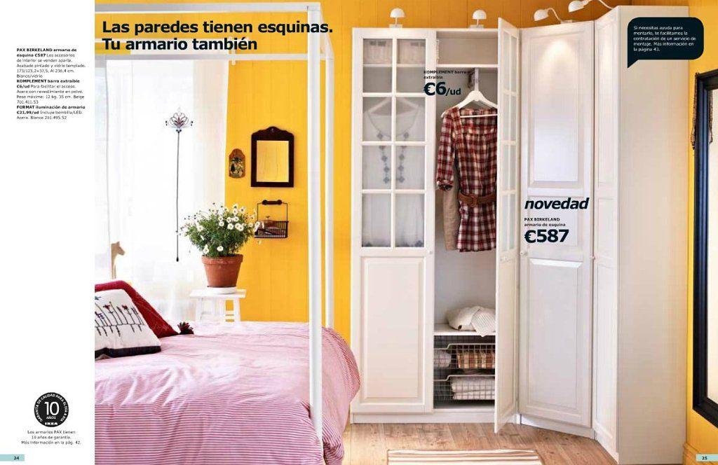 Armario esquina recamaras para piso 1 armario for Armarios juveniles ikea