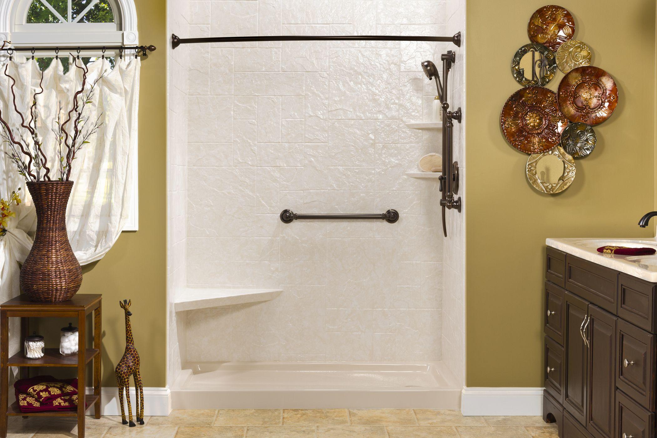 Rainbow Bath Shower Convert Your Tub To A Walk In