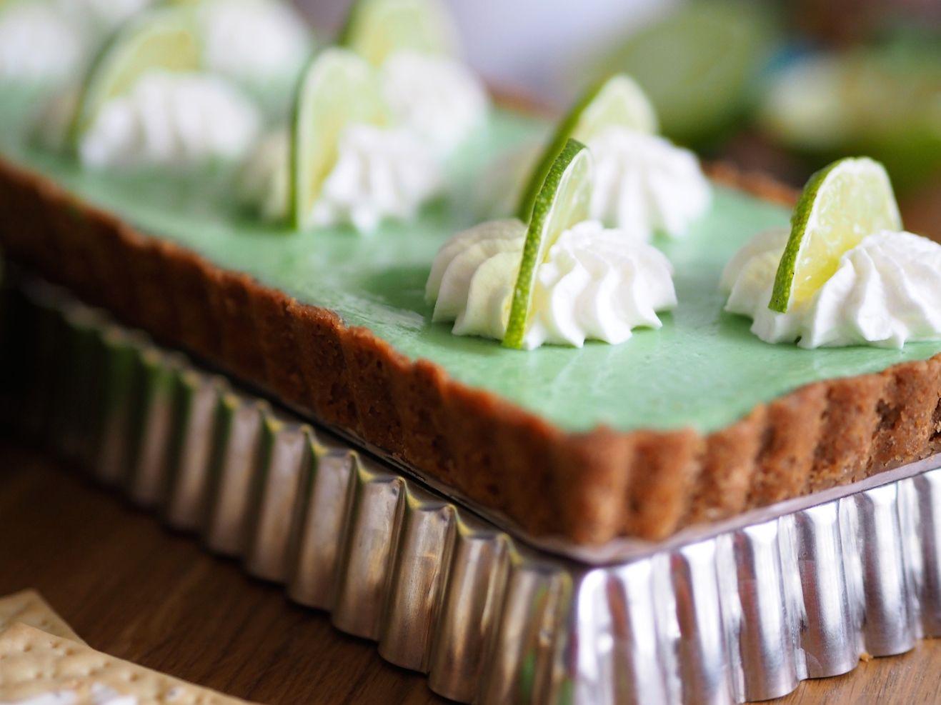 Annin Uunissa: Gluteeniton Key Lime Pie ja muita kevätherkkuja