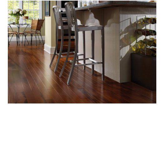 Tigerwood Oscuro 3/8 x 3 1/4 x 11 - 60 Select 22mm Wear Layer