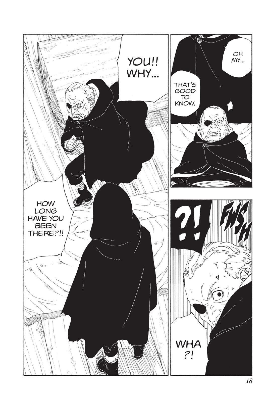 Boruto, Chapter 16 Boruto Manga Online en 2020 Proyectos