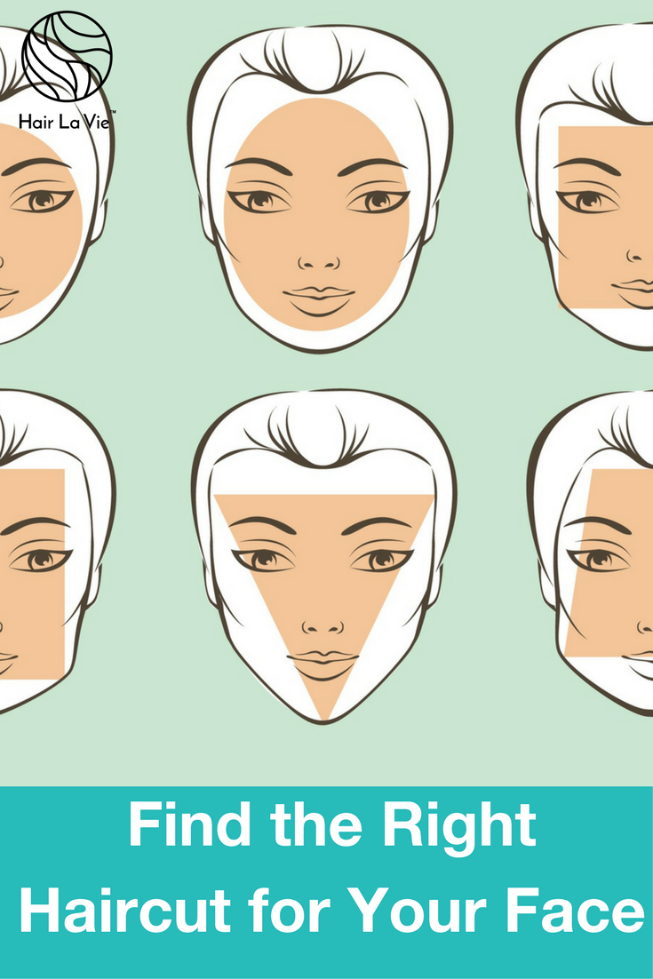 How To Pick The Right Hairstyle To Compliment The Shape Of Your Face Face Shape Hairstyles Oval Face Haircuts Haircut For Face Shape