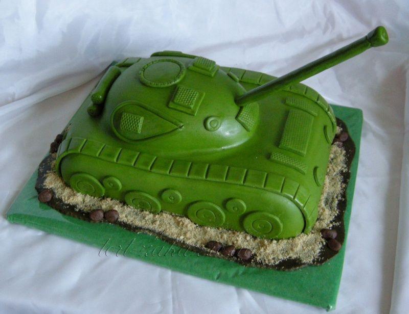 картинки торта танки заварной