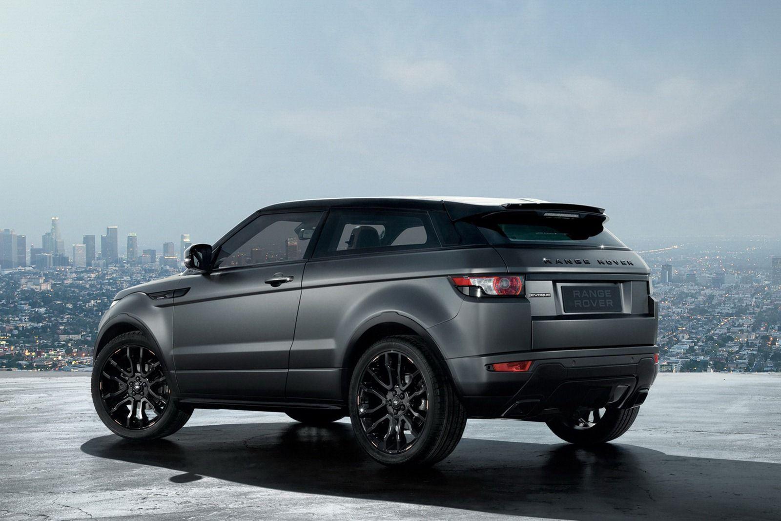Range Rover Evoque Victoria Beckham Edition Carros