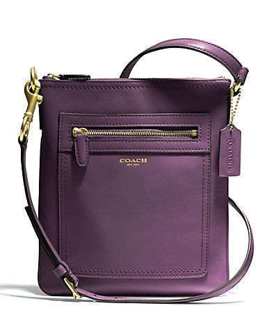COACH LEGACY LEATHER SWINGPACK #belk #gifts #accessories