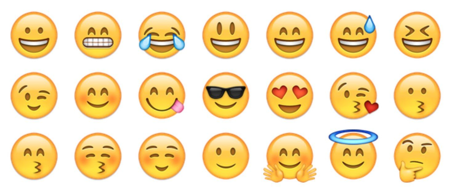 Whatsapp Emoji Meanings Emojis For Whatsapp On Iphone And Android Emoji Emojis And Their Meanings Apple Emoji Meanings