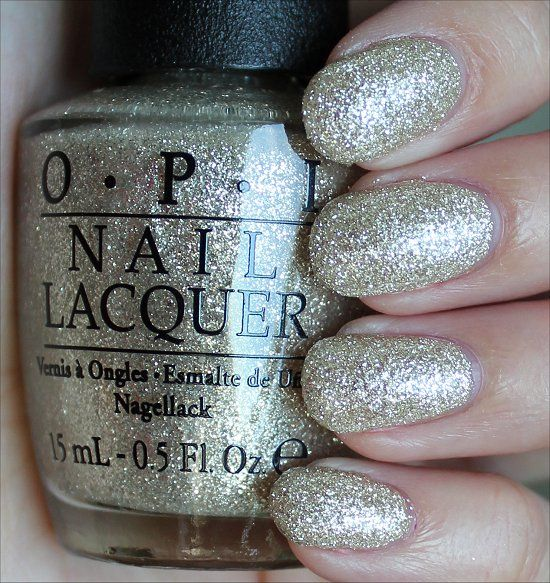 OPI My Favorite Ornament from the Mariah Carey Holiday 2013 ...